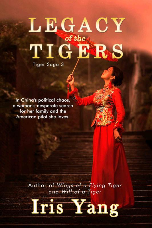 Legacy of the Tigers by Iris Yang