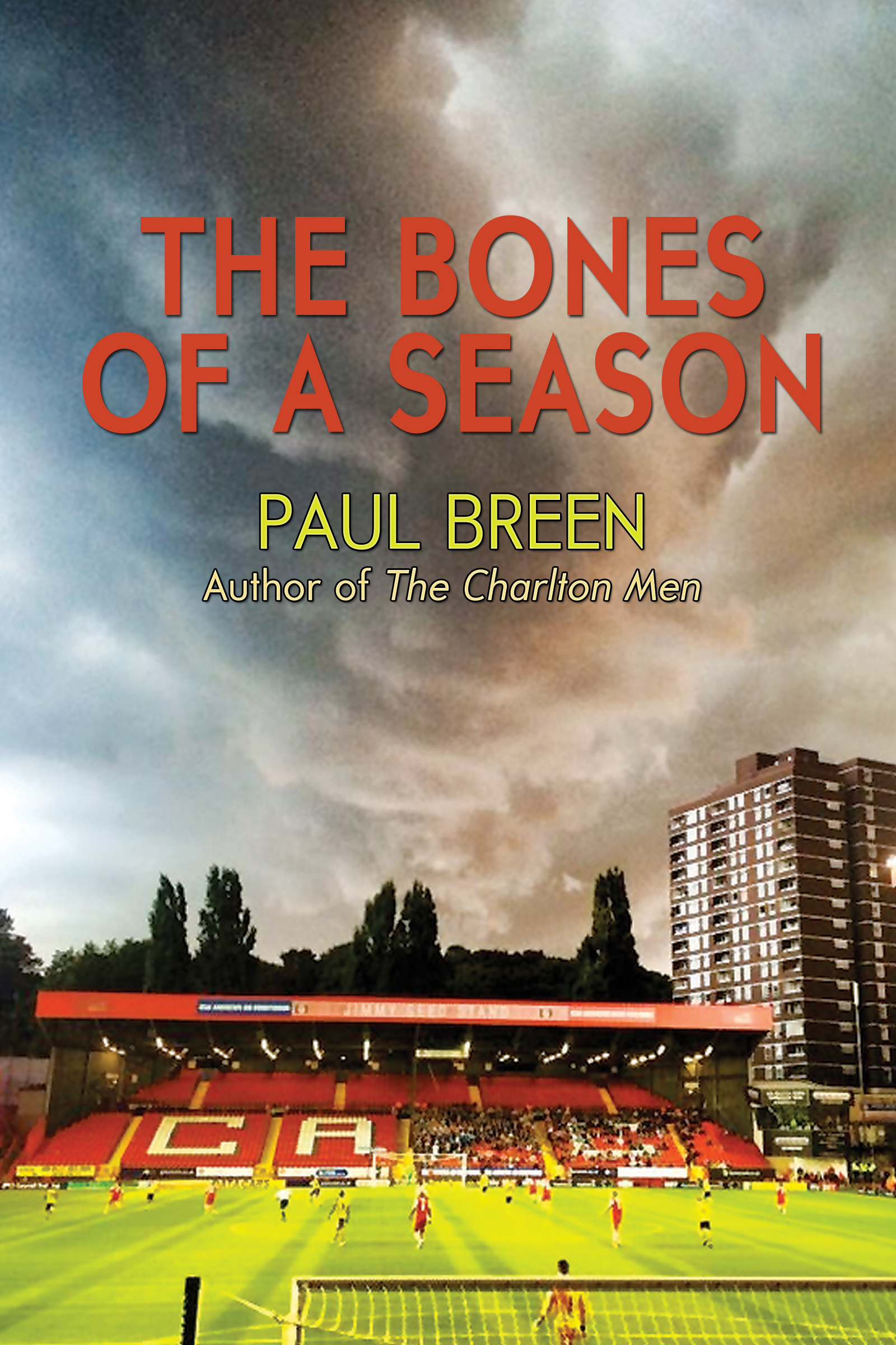 THE BONES OF A SEASON by Paul Breen