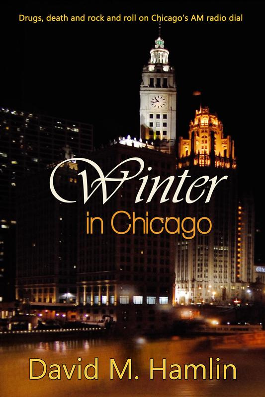 WINTER IN CHICAGO by David M. Hamlin