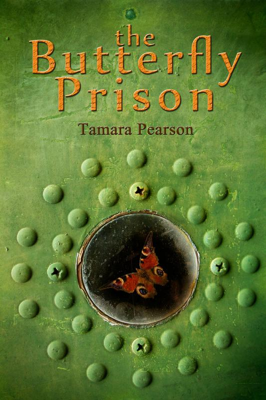 THE BUTTERFLY PRISON by Tamara Pearson